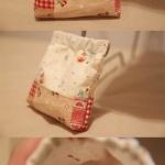 小清新必备:简单又好看的小布包