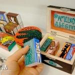 非常漂亮的火柴盒包装艺术
