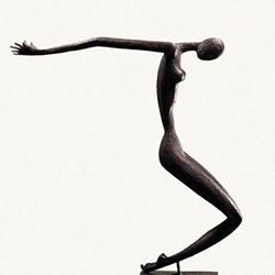 韩美林雕塑作品欣赏