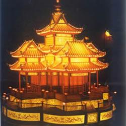传统灯彩艺术作品欣赏