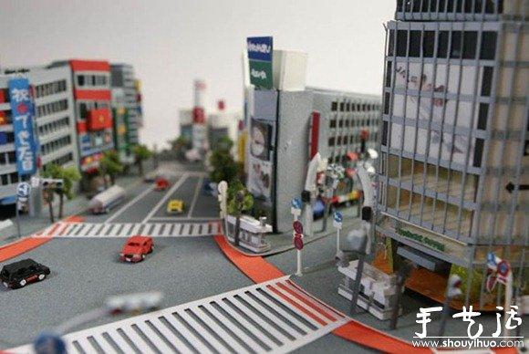 纸雕再建东京 -  www.shouyihuo.com