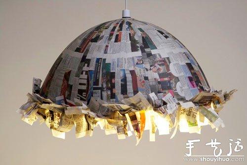 废物利用设计家居用品