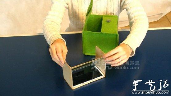 将手机diy成投影机的教程(2)
