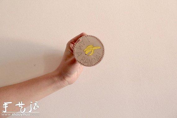 废旧硬纸板DIY个性艺术品 2
