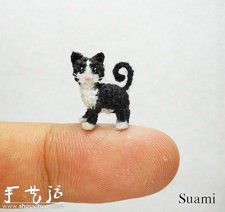 针织微型动物