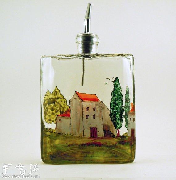 玻璃瓶子手工制作大全内容玻璃瓶子手工制作大全图片