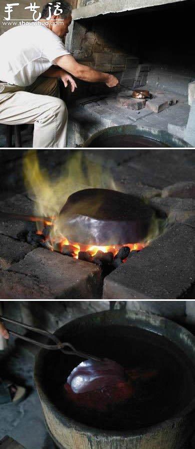 铁艺手工制作铜水壶的方法