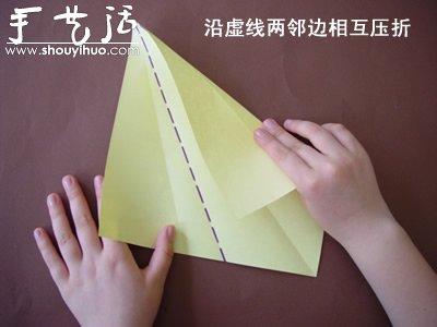钱包的折纸方法