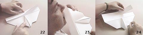 DC-3型飞机折纸方法 -  www.shouyihuo.com