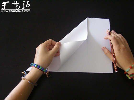 簡單紙盒的手工製作方法