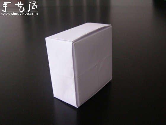简单纸盒的手工制作方法(5)