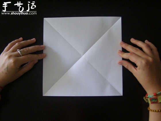 简单纸盒的手工制作方法(2)