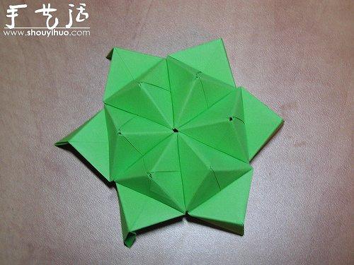 七夕生命剪纸树剪纸作品欣赏图纸尤凤图片