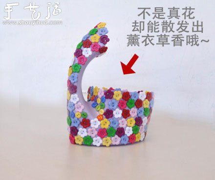废弃洗衣液塑料瓶diy制作漂亮花盆的教程