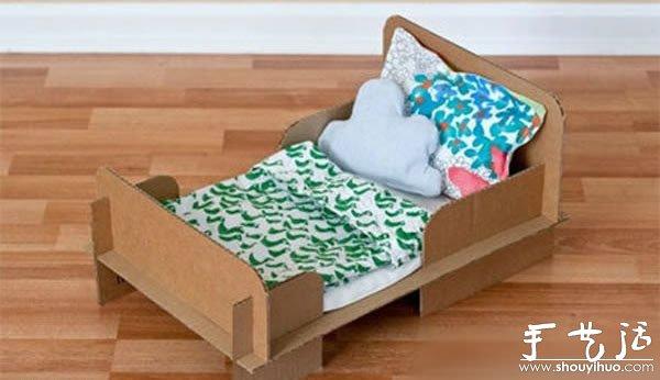 硬纸板制作的趣味儿童玩具(2)图片