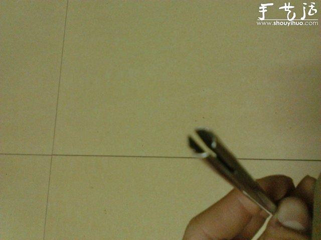 不锈钢筷子diy飞镖 飞镖的制作方法