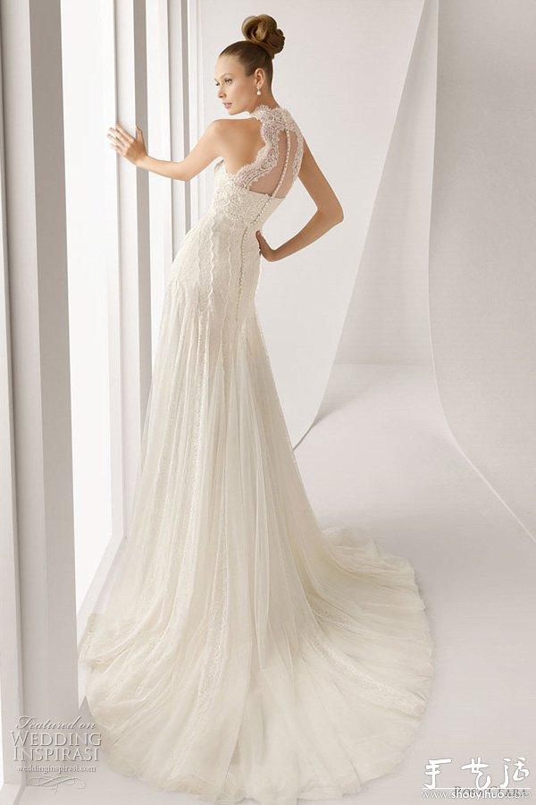 Rosa Clará 高級婚紗設計欣賞