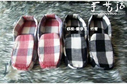 手工布鞋制作方法