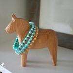 DIY珍珠手镯,珍珠手镯手工制作