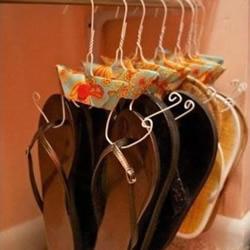 教你简单手工DIY鞋架,简易鞋架制作教程