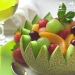 漂亮水果沙拉的做法