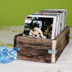 木工DIY制作收纳盒的教程