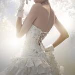 奢华唯美婚纱礼服,让你成为最漂亮的新娘