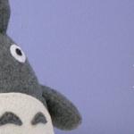 手工DIY龙猫毛绒玩偶的教程