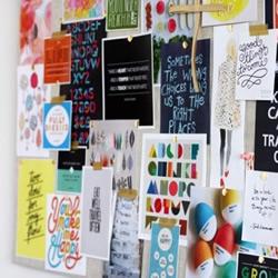 创意收集墙板的DIY制作教程