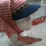 简单DIY一款实用的防晒帽