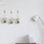 玻璃罐子DIY悬挂的小清新盆栽