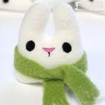 毛绒小兔子的布艺制作教程