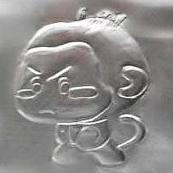 易拉罐立体浮雕制作方法