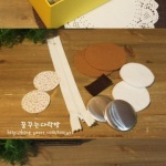 DIY针线收纳盒的布艺教程