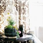 漂亮的玻璃器皿盆栽手工制作教程
