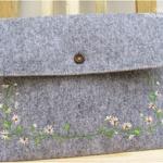 不织布制作的漂亮时尚包包