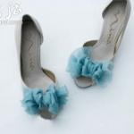 凉鞋蝴蝶结的手工制作方法