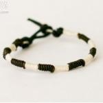 漂亮时尚手链手绳的手工制作方法