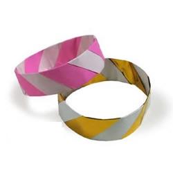 戒指折纸方法
