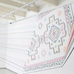 三维刺绣作品欣赏