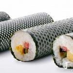 创意DIY的蕾丝海苔寿司