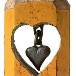Dalton Ghetti铅笔雕刻