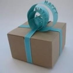 DIY立体文字的包装带