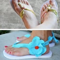 自制不磨脚的人字拖 人字拖鞋制作方法