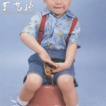 男孩衬衫的制作方法 手工DIY男孩衬衫