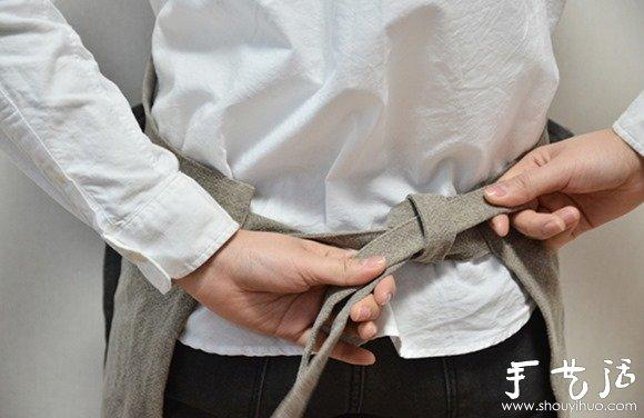 實用的多功能圍裙設計