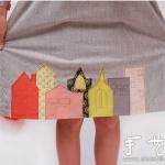 衣服上DIY布贴画 布贴画在衣服上的应用