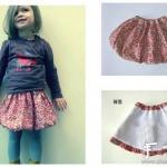 DIY儿童泡泡裙 泡泡裙手工制作方法