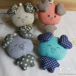 DIY手工制作可爱的小猪玩偶