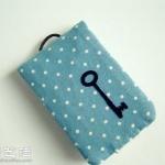 不织布+针线 手工制作韩国风小清新卡包